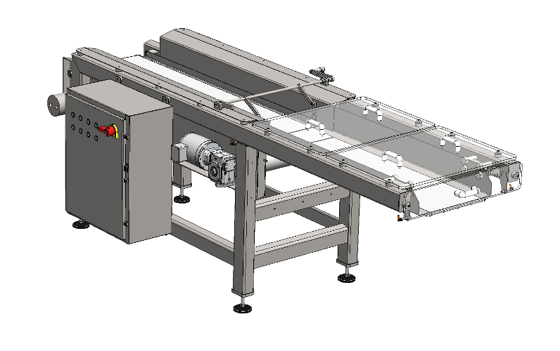 Retractable conveyor
